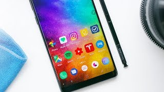 Samsung Galaxy Note 8 Review: A $1000 Android!