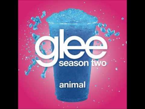 Animal-Glee Cast