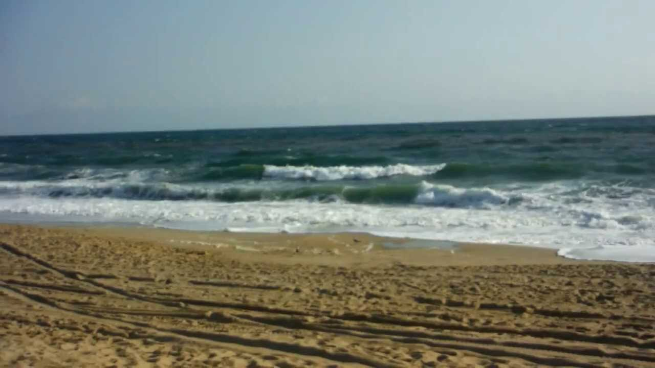 Outer banks beach surf and fishing report 9 very for Surf fishing outer banks