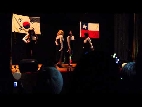 [FANCAM][K.D.S SHOW] Something - Girl'sDay / XIXX (Cover)