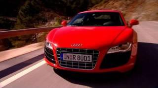Audi R8 V10 im Test videos