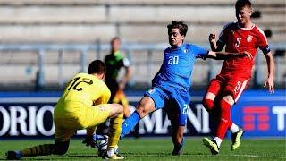 U18 Italia-Serbia 0-0: il match visto dalla Vivo Azzurro Cam