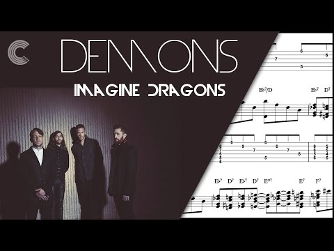 Soprano Saxophone - Demons - Imagine Dragons - Sheet Music, Chords and Vocals
