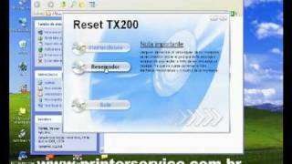 Reset Epson TX200 Epson Adjustment Program Http://www