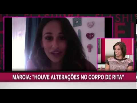 Editora do Vidas comenta vídeo de Rita Pereira * Flash Vidas * CMTV