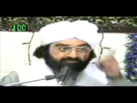 Shut up Call to TAHIR UL QADRI by Hazrat Pir Naseer ud Deen Naseer Shah Sahib Golra Sharif