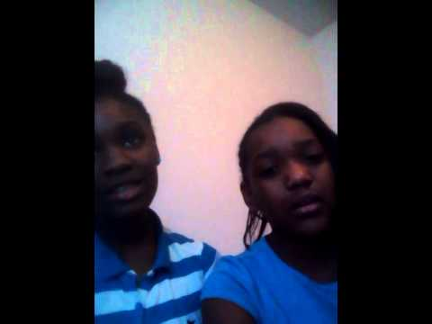 It Won't Stop (Cover by Zaria and Rashia)