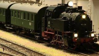 Rangierbahnhof Reichenbach als Spur 0 Modulanlage von Julian Baginski