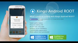 How To Root & Unroot Any Android Mobile Phone Using Kingo