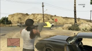 GTA 5 Health And Armor Cheat Code + All Weapons PS3 + Xbox