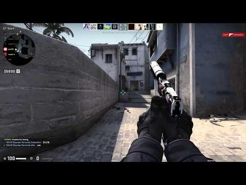 CS:GO Competitive Match#98 Mirage GamePlay