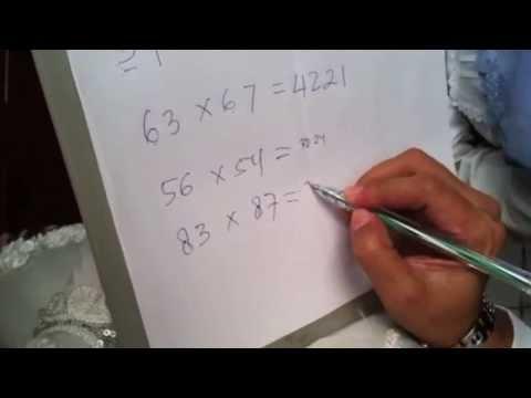 Cara Menghitung Cepat Matematika