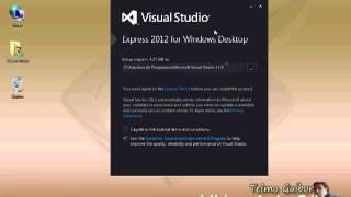 Aula 01 Baixando E Instalando O Visual Studio Express 2012