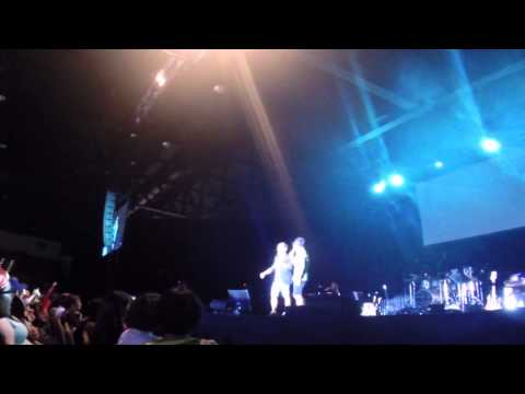 Running Man Bros Concert - Kim Jong Kook & HAHA