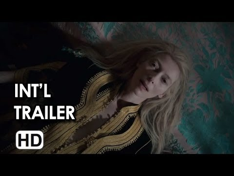 Only Lovers Left Alive Official Trailer #1 (2013) HD