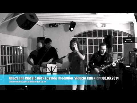 Rock Guitar lessons in WIMBLEDON