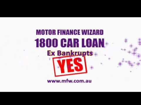 Motor Finance Wizard Jingle 30 Sec Youtube