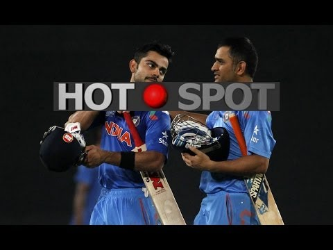 Hot Spot - ICC World Twenty20 2014 Final Preview - India vs Sri Lanka - #WT20 #IndvSL