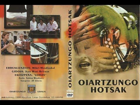'Oiartzungo Hotsak' dokumentalaren proiekzioa irudia