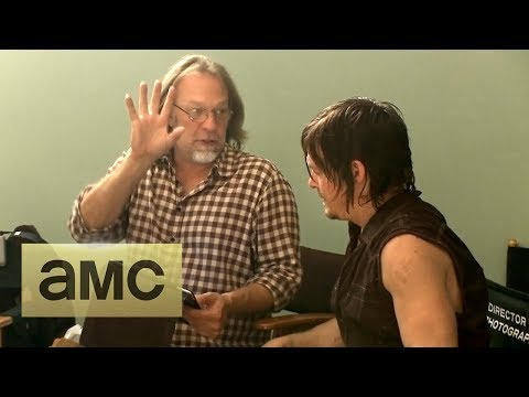 In Production, Gearing up for Season 4: Inside The Walking Dead, The Executive Producers of The Walking Dead describe how they selected the director of the 4th Season Premiere - Greg Nicotero. For more on The Walking Dead:...