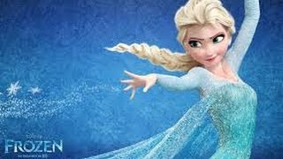 Frozen Personagens Parte 1