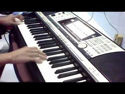 Nàng Kiều Lỡ Bước on Keyboard