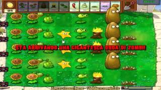 Let's Play Piante Contro Zombi #50 Sopravvivenza Giorno