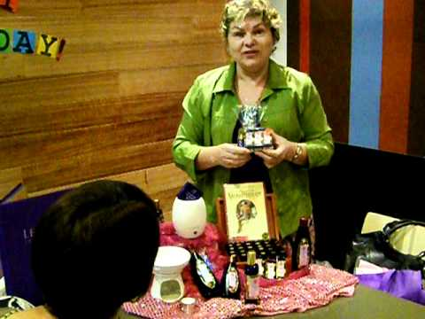Aromatherapy Tips and tricks.AVI