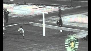 Apoel Nicosia - 0 x Sporting - 2 de 1963/1964 Taças das Taças