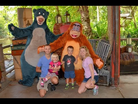 Walt Disney World vacation with 2 and 3 year old (Nov 2014)