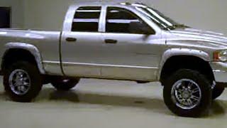 2005 Dodge Ram 2500 QUAD-SHORT-SLT-LEVELING KIT-20 INCH