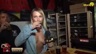 Wynwood Brewing Company Miami TV Jenny Scordamaglia