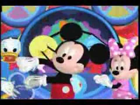 Mickey Mouse Club Hot Diggity Dog