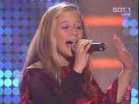 senta sofia - there you'll be (Star search 2003)