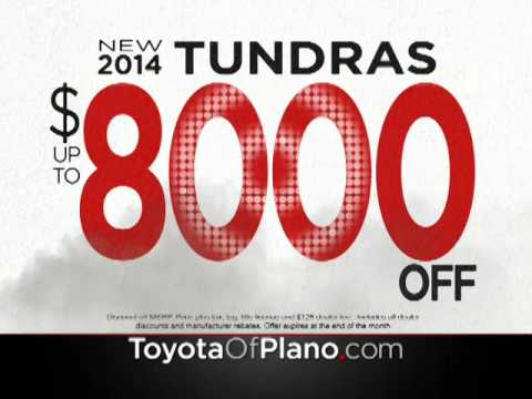 Memorial Day Sale Event at Toyota of Plano Proud to Serve Dallas/Fort Worth Metroplex, TX!