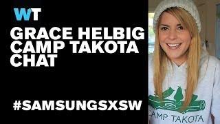 Grace Helbig & Tyler Oakley FULL UNCUT Chat | #SamsungSXSW