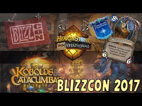 Blizzcon 2017 | Hearthstone Inn Vitational