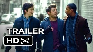That Awkward Moment Official Trailer #1 (2014) Zac Efron