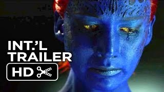 X-Men: Days of Future Past Official Japanese Trailer #1 (2014) - Jennifer Lawrence Movie HD