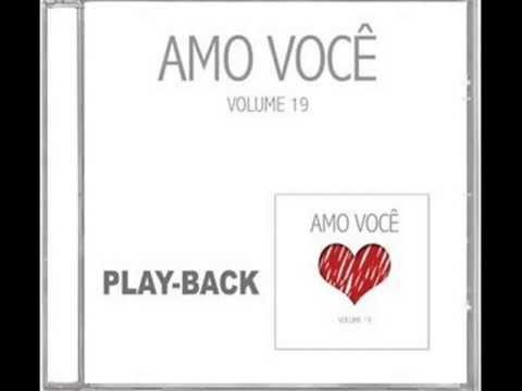 Cristina Mel - FOI DEUS QUEM FEZ VOCÊ PRA MIM - PlayBack - CD Amo você 19