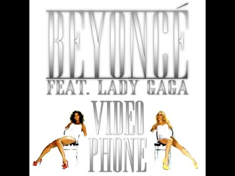 Beyoncé Ft.  Lady Gaga - Videophone (Audio)