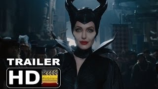 Maleficent Official Trailer #1 (2014) Angelina Jolie