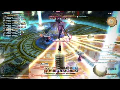 FFXIV: ARR - Singularity Reactor - Normal - Tank Perspective