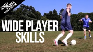 Learn Football Skills For Wide Players Play Like Messi