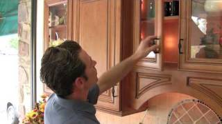 How To Adjust Kitchen Cabinet Doors