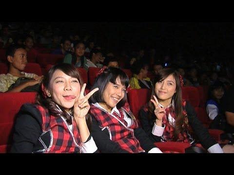Nonton Bareng Film Viva JKT 48 - WasWas 09 Juni 2014