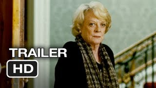 Quartet Official Trailer #1 (2012) Dustin Hoffman Movie HD