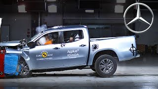 Mercedes X-Class (2018) Really Safe?. YouCar Car Reviews.