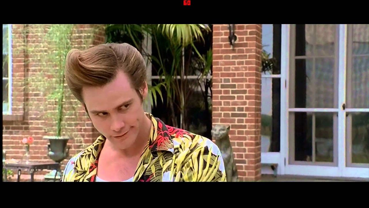 spank you very much ace ventura youtube