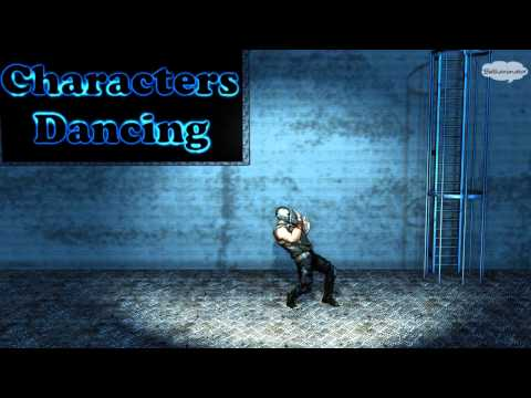 Bane dancing hip-hop